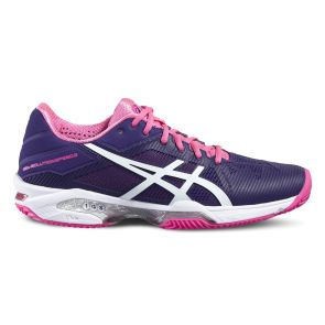 Women Tennis Asics GEL-SOLUTION SPEED 3 CLAY E651N.3301