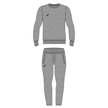 Комплект ASICS MAN FLEECE SUIT 156856.0714