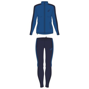 Дамски комплект ASICS AEG VOLLEY LINED SUIT WOMEN OTHER 2052A044.400