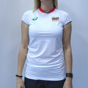 Дамска тениска BULGARIA VOLLEY SLEEVELESS 155296.01BG