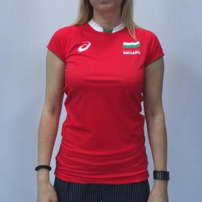 Дамска тениска BULGARIA VOLLEY SLEEVELESS 155296.28BG