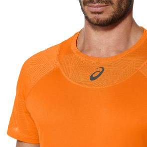 Тениска ASICS M ATHLETE COOLING TOP 141141.0524