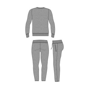 Комплект ASICS MAN KNIT SUIT 156855.0714