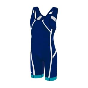 Трико за борба ASICS Wrestling Singlet RED 157516.0050