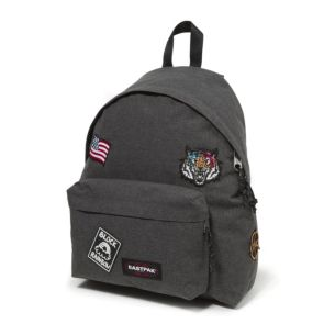 Раница Eastpak PADDED PAK`R Black Patched EK620.53O