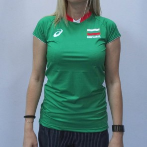 Дамска тениска BULGARIA VOLLEY SLEEVELESS 155296.80BG