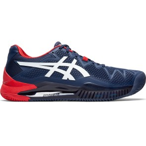 Маратонки за тенис ASICS GEL-RESOLUTION 8 CLAY 1041A076.400