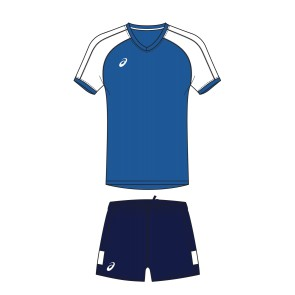 Комплект ASICS MAN VOLLEYBALL V-NECK SET 156851.0805