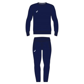 Комплект ASICS MAN FLEECE SUIT 156856.0891