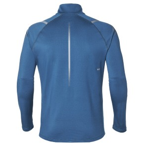 Мъжка блуза ASICS ICON WINTER LS 1/2 ZIP TOP 2011A044.404