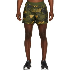Мъжки шорти ASICS FUTURE CAMO SHORT 2011B250.301