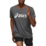 Men's ASICS SILVER ASICS TOP 2011A474.020