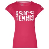 Women's ASICS PRACTICE GRAPHIC SS 2042A047.709